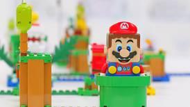 LEGO y Nintendo presentaron 'Super Mario LEGO'