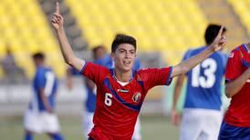 La Selección Sub-17 se acercó un pasó más al mundial de Chile 2015