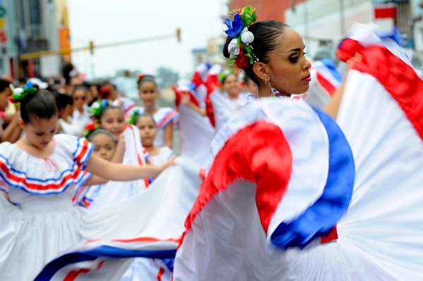 Habrá actividades relacionadas con las fiestas patrias durante todo el fin de semana. Foto con fines ilustrativos