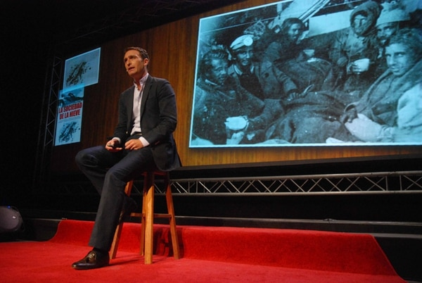 Álvaro González-Alorda fundador de la consultora Emergap fue uno de los expositores en la edición de TEDX Pura Vida del 2013.   DIANA MÉNDEZ/ARCHIVO