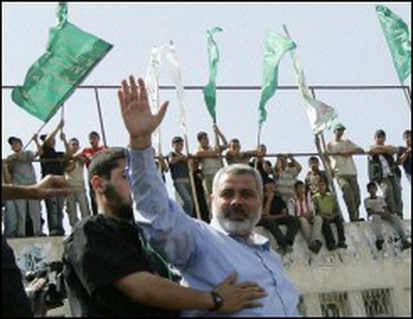 Ismail Haniya, primer ministro depuesto por la Autoridad Palestina | (AFP)