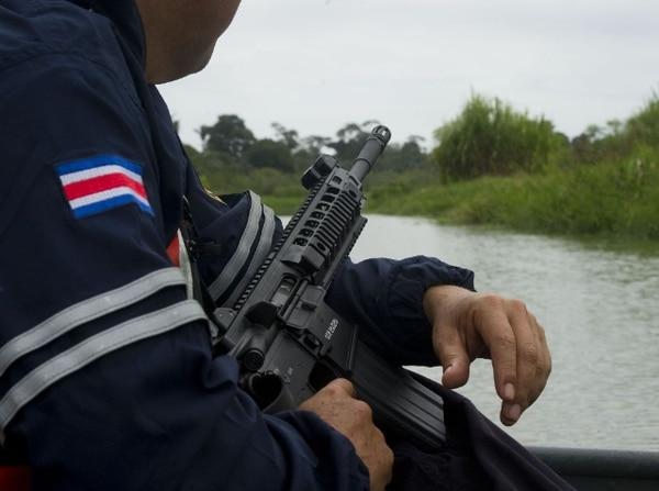 Capacitaciones de cuerpos policiales pretenden disminuir el narcotráfico en la región. | ARCHIVO.