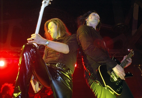 Michael Weikath y Sasha Gerstnerm, guitarristas de Helloween se unirán al fundador, Kai Hansen el próximo 23 de octubre.