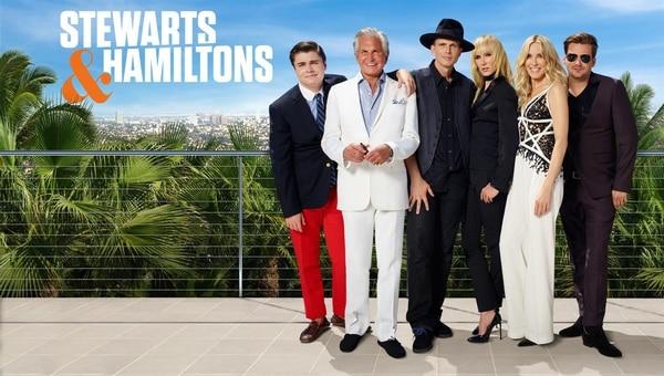 Reality show Stewarts y Hamiltons.