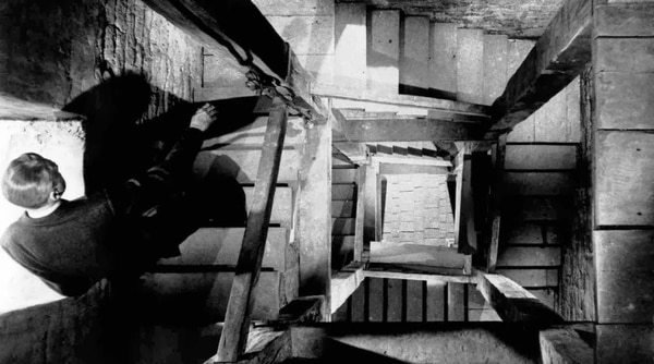 Fotograma del clásico filme 'Vértigo', de Alfred Hitchcock. Fotos:Paramount Pictures