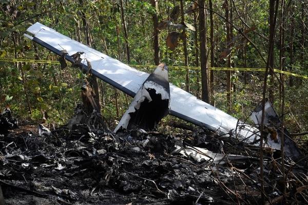 La avioneta siniestrada en la que perdieron la vida 12 personas, pertenecía a la empresa Nature Air.