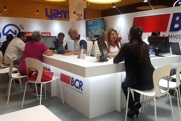 El Banco de Costa Rica aumentó su morosidad por la cartera de asumió de Bancrédito y esperar bajarla conforme cierre el año. La foto corresponde a la venta de propiedades que las personas han perdido porque no han pagado el crédito. Foto: Cortesía BCR