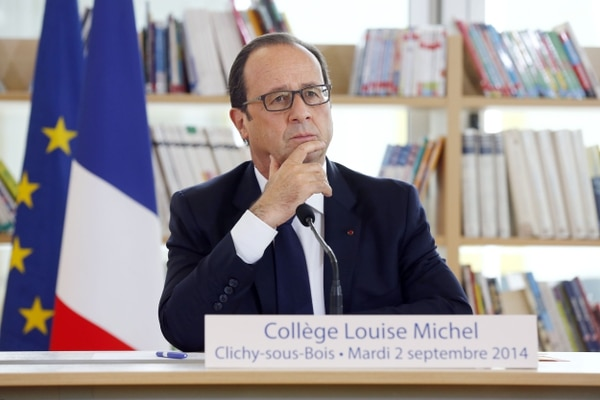 Solo el 18% de los franceses consideran que el socialista dirige de una manera eficaz la política de deuda y déficit público