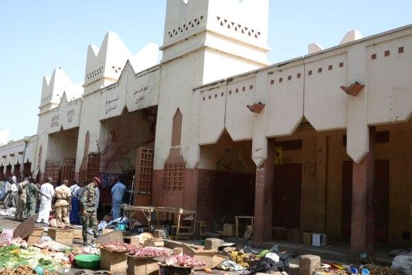 Atentado ocurrió cerca del mercado principal de la capital de Chad.