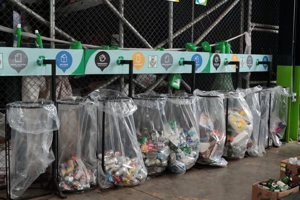 Los residuos valorizables siempre deben ser entregados limpios, secos y separados. Foto: Alonso Tenorio