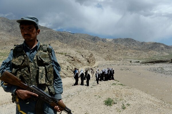 Los estadounidenses quieren nueve bases en todo Afganistán, en Kabul, Bagram, Mazar-i-Sharif, Jalalabad, Gardez, Kandahar, Helmand y Herat. | AFP.