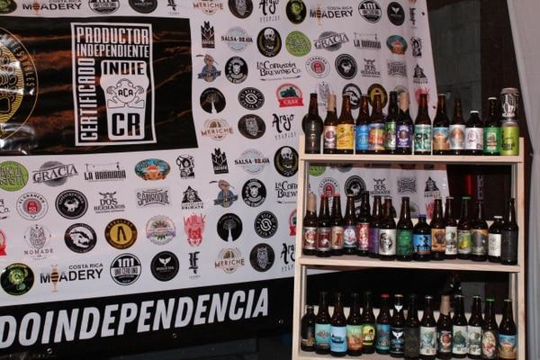Cerveceros artesanales del país crearon su propio sello de independencia.