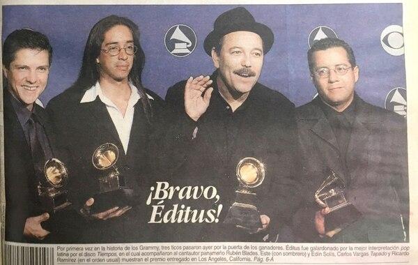 Jueves 24 de febrero del 2000