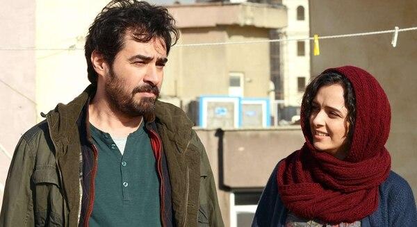 El filme iraní, 'A Separation', es catalogada como una obra de arte. Archivo