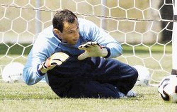 José Francisco Porras fue el titular de Costa Rica en el proceso de Alemania 2006. Fotografía: Archivo GN.