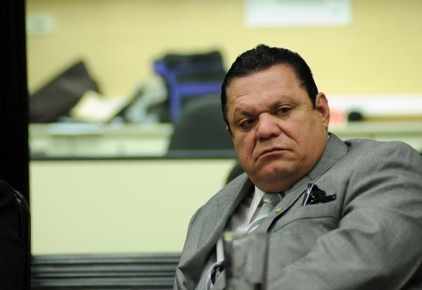 Jorge Angulo perderá la inmunidad en abril cuando deje de ser diputado y, de no hacerse el juicio antes de esa fecha ante la Sala Tercera por ser miembro de un supremo poder, su caso lo verá un tribunal ordinario. | ARCHIVO.
