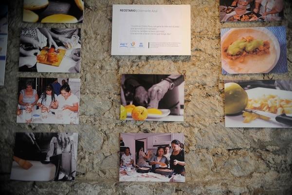 La primera edición de Integrarte se celebró el sábado 17 y domingo 18 de junio de 2017, en el Centro Nacional de la Cultura, antigua Fanal, en San José. Esta es una exposicion de fotografias de proyectos con migrantes. Foto: Gesline Anrango