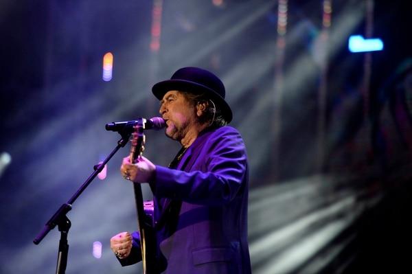07/03/2018 Estadio Nacional. La Sabana. Concierto con el cantautor español Joaquín Sabina en su tour