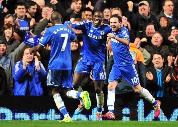 El Chelsea vence al Southampton y es segundo en la Premier League