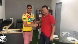Oficial: Johnny Acosta es nuevo jugador del Herediano