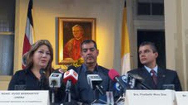 El relato de la paciente transmitido desde San José, conmovió a los católicos de todo el país.