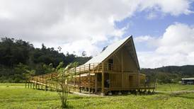 Naturaleza y tradición cabécar habitan en edificio premiado