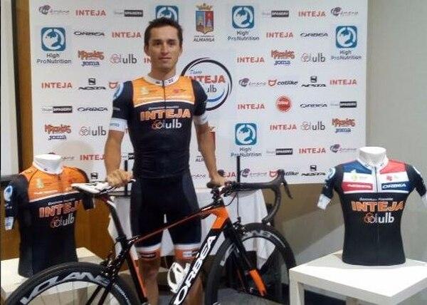 Gregory Brenes pasó del equipo El Colono al Inteja de República Dominicana.