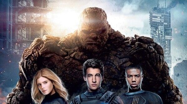 'Los 4 Fantásticos', es protagonizada por Miles Teller, Kate Mara, Michael B. Jordan y Jamie Bell. Discine para LN