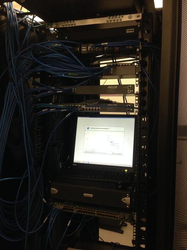 Este es un ejemplo de un sistema de administrador de edificio, que integra el manejo completo de las instalaciones.