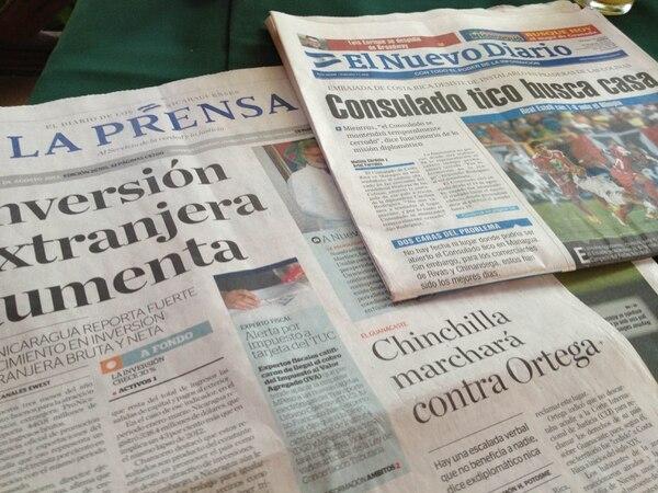 La presidenta Laura Chinchilla marchará hoy contra las declaraciones de Daniel Ortega en torno a la provincia de Guanacaste.