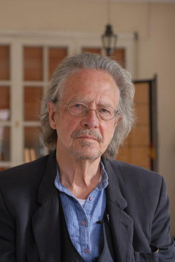 El austriaco Peter Handke es considerado uno de los dramaturgos más prominentes del mundo.