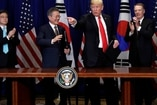 (Video) Trump anuncia segunda cumbre con Kim