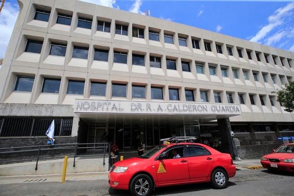25/06/2018 Hospital Calderón Guardia se prepara con medidas por la huelga de la próxima semana. Foto: Rafael Pacheco