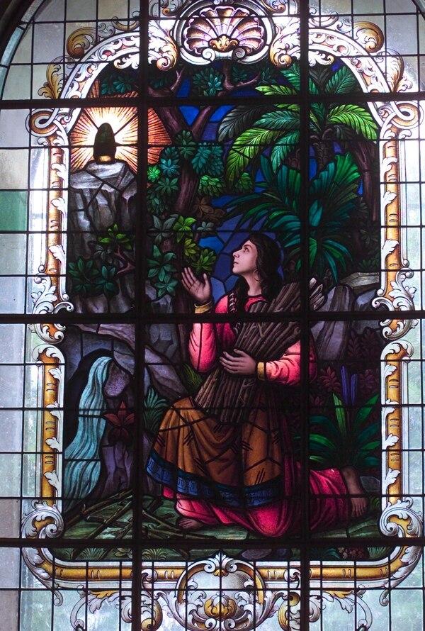Desde hace 23 años la Novena a la Virgen de los Ángeles atrae a peregrinos de las diferentes diócesis del pais.