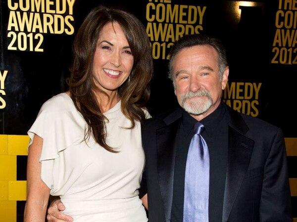 Susan Williams dijo que al actor no sólo le habían diagnosticado el mal de Parkinson, sino que un reporte del forense halló señales de demencia corporal.