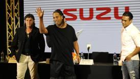 Ronaldinho 'He tenido mucha suerte en la vida'