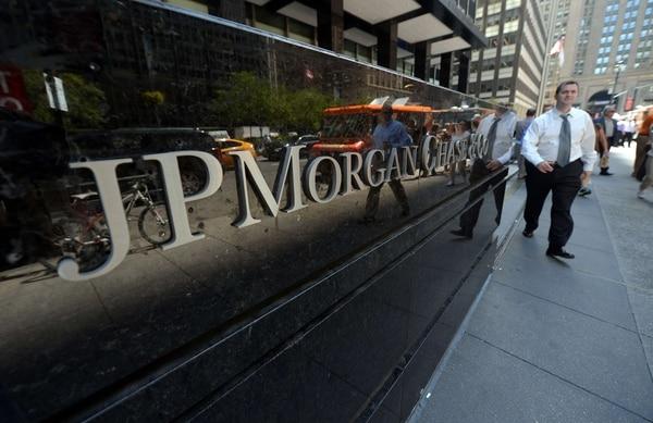 Oficinas centrales de JP Morgan en Nueva York. Las sanciones se centrarían en la falta de controles adecuados de la entidad para supervisar la oficina de inversiones en Londres.