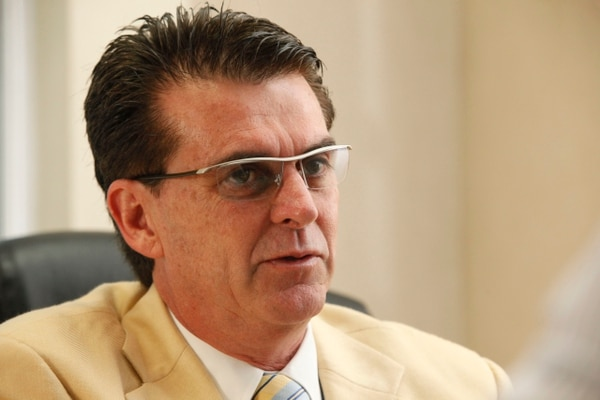Alejandro Esquivel Gerli fue tramitó el crédito para la empresa farmacéutica Technofarma.