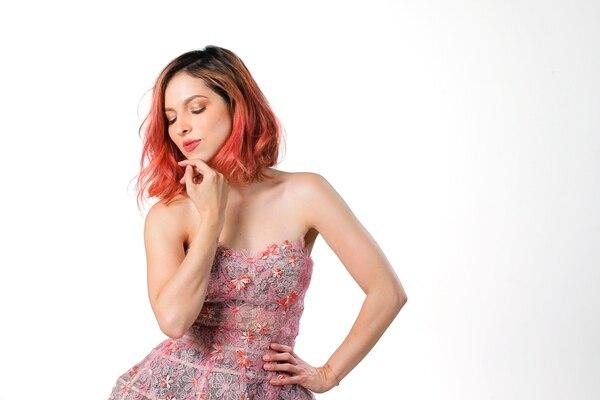 Paty Cantú comenzó con su gira internacional el pasado 1. ° de junio en el Auditorio Nacional de México. Ella se presentará en diferentes países. Fotos: Mayela López