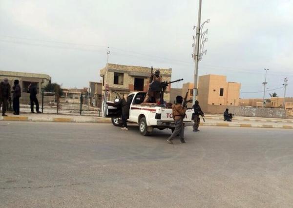 Ataque fue en la provincia de Al Anbar, en el oeste de Irak.