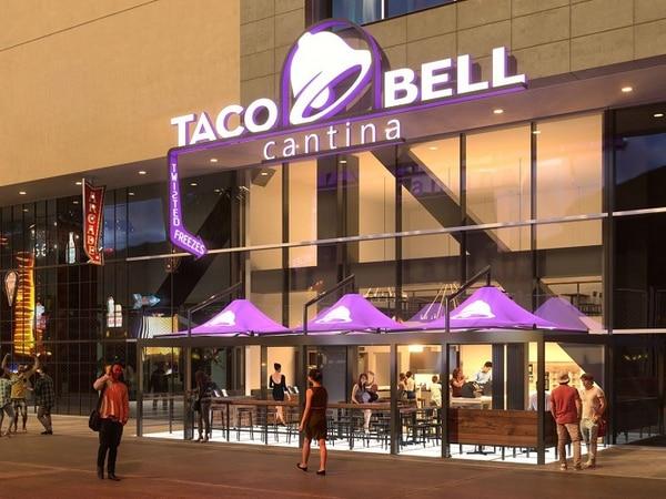 El nuevo logo se estrenó en el local de Las Vegas.