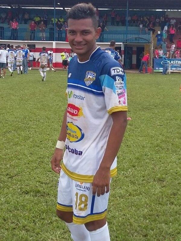 Kelin Angulo marcó doblete para Jicaral. | FACEBOOK JICARAL SERCOBA