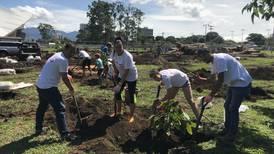 70 nuevos árboles más oxigenarán La Sabana