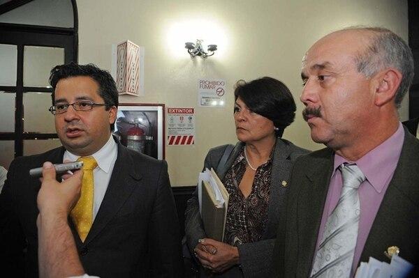 Víctor Hernández, diputado cartaginés del PAC. | MAYELA LÓPEZ