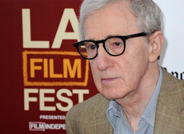 Woody Allen dirigirá una serie televisiva para Amazon.