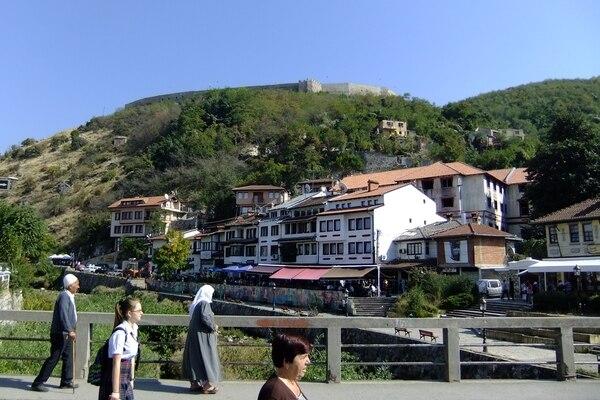Ciudad de Prizren, en Kósovo. Fotografía: Alexánder Chavarría Bianchini