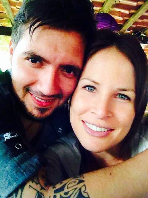 A Pamela Cusi el amor le sonríe de nuevo: es novia del presentador de VM, Felipe Arroyo.