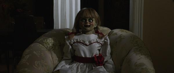 'Annabelle 3: viene a casa', ha recibido críticas muy variadas de los expertos. Cortesía de Rola.