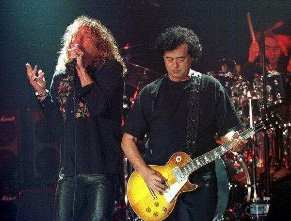 ArchivoBanda de rock se mostró sorprendida por el reconocimiento que le otorgaron.
