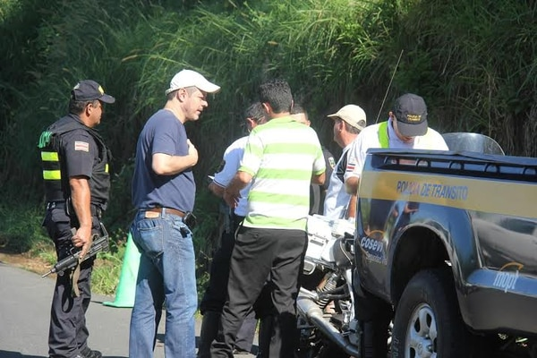 Accidente fue Tacares de Grecia.